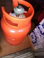 2 botija de gás foto 1