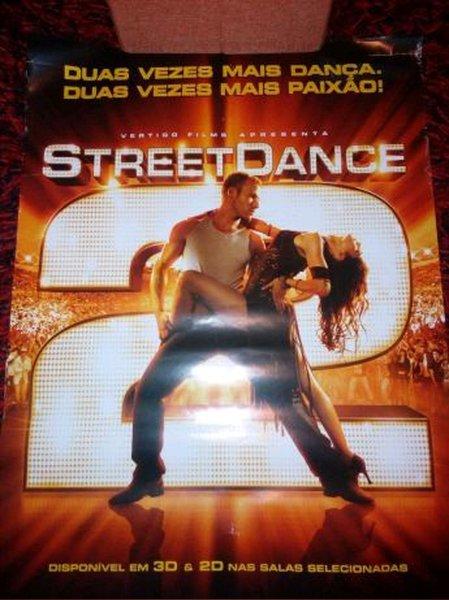 "Poster ""Street Dance 2"" foto 1"