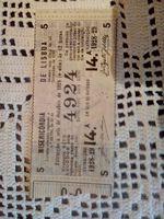 Lotaria de 1929 foto 1