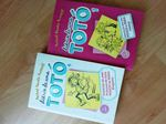 Livro diário de uma toto 1 e 4 foto 1