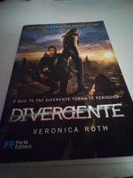 Livro Divergente de Verônica roth foto 1