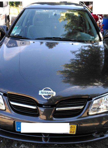 Nissan Almera 2001 foto 1