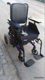 Cadeira de Rodas Electrica - Baterias com Garantia foto 1