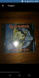 2 CDs Iron Maiden foto 1