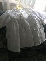 Vestido de batizado foto 1