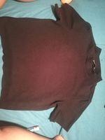 Camisola de manga curta Zara tamanho L foto 1