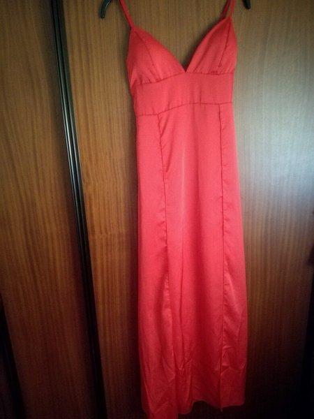 Vestido vermelho foto 1