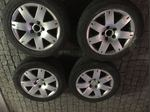 "Jantes 16"" 5x112 originais vw passat golf caddy foto 1"