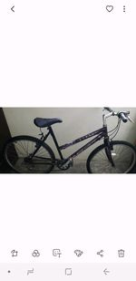 Bicicleta quase nova foto 1