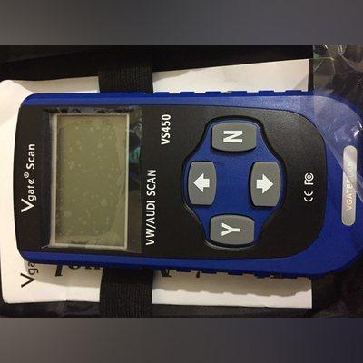 Obd scanner diagnostico auto grupo vag e universal foto 1