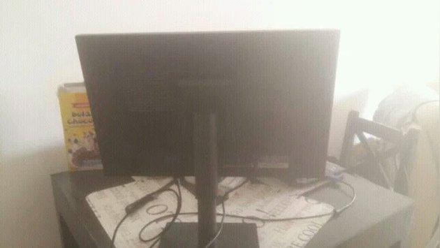 Monitor para computador tela 24 Samsung 60 euros foto 1