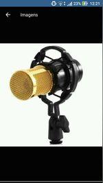 Microfone foto 1