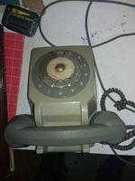 Telefone antigo foto 1