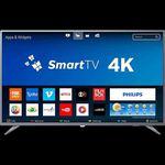 televiçao 50 polegadas 4K HDR foto 1