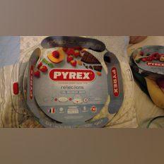 Pirex da marca Pyrex, novos, nunca usados. São 5. foto 1