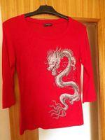 Camisola T-Shirt Vermelha Sinéquanone M Como Nova foto 1