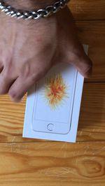 iPhone se 16 Gb desbloqueado foto 1