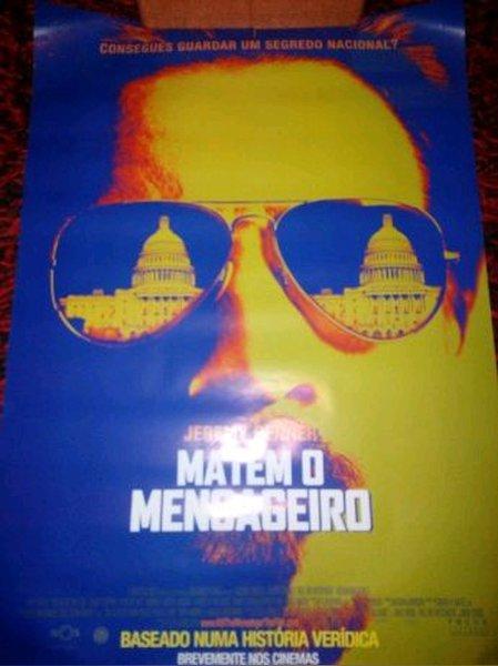 """Poster """"Matem o Mensageiro"""" foto 1"""