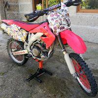 Honda crf 450r foto 1