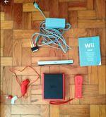 Mini Wii + Comandos + Sensor de Movimento foto 1