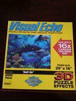 Puzzles 3D Echo foto 1