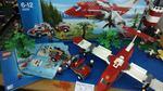 Set Lego 4209 Fire Plane de 2012 foto 1