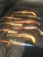 Armas antigas de coleções foto 1