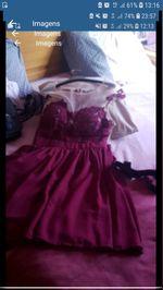 Vestido tamanho m/L foto 1