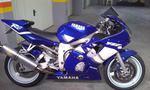 Mota Yamaha R6 foto 1