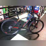Vendo bicicleta BTT roda 29, em carbono. foto 1