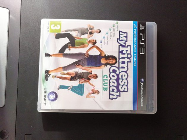 Jogo My Fitness Coach Club PS3 foto 1