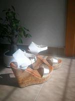 Sandálias como novas. Número 40 foto 1