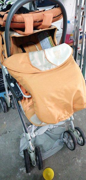 Carro de bebé foto 1