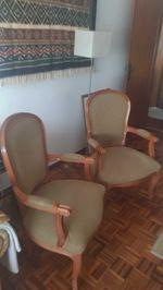 Cadeiras bergere foto 1