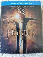 Hobbit (6 discos Blu-ray) em caixa Metálica. foto 1