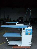 Maquina engomadora industrial foto 1