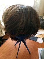 Cabeleira cabelo virgem foto 1