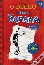 """Livro """"Diário de um Banana"""" - nº 1 foto 1"""