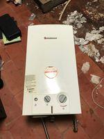 Esquentador vulcano inteligente( entrega/montagem) foto 1