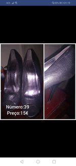 Vendo sapatos mal usadosMais informações MP foto 1