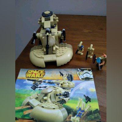 Legos de star wars (imitação da Lego) foto 2