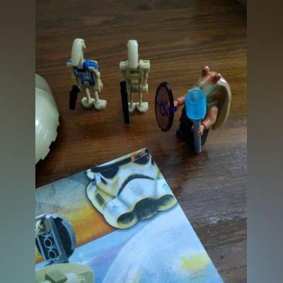 Legos de star wars (imitação da Lego) foto 3