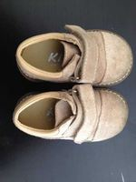 Sapatos carneirinhas para bebé com muito pouco uso foto 1