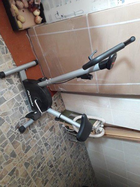 Bicicleta de desporto. foto 1