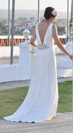 Vendo Vestido de Noiva Jesús Peiró foto 1