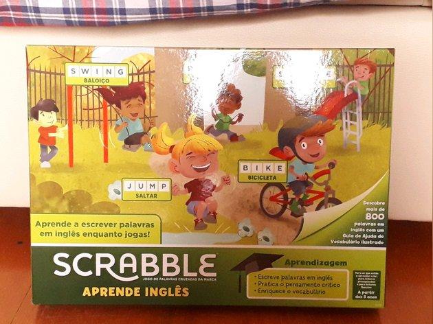Jogo de tabuleiro- aprende inglês. foto 1