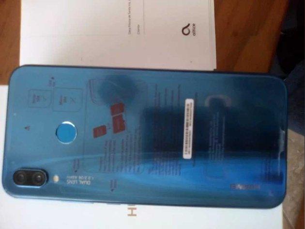 Huawei p20 lite. foto 1