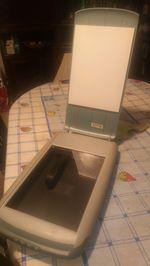 Boa noite eu estou a vender este scanner foto 1
