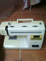 Máquina de costura 21 pontos foto 1