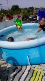 piscina com bomba foto 1